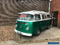 Volkswagen T2 Bay Campervan 1975 *2.2 Suabru Engine*Tax Exempt*12 Months MOT* for Sale