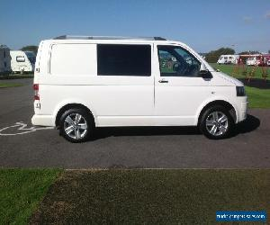 VW Transporter  2010 Campvan/Day Van SWB  Rock & Roll Bed 125,000 miles NO VAT for Sale