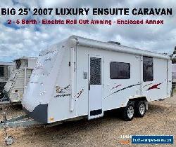 Big 25 foot 2007 Luxury Ensuite Caravan. 2 - 5 Berth Jayco Sterling with Annex for Sale