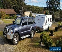 Jayco Heritage Poptop 2003 + Pajero 2006 4x4 Diesel. Will sell separate  for Sale