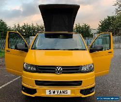 2015 VW VOLKSWAGEN TRANSPORTER, T5, 4 BERTH CAMPERVAN, CAMPER, DAY VAN, POP TOP for Sale