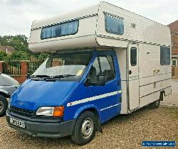 FORD TRANSIT DRIFTER CLASSIC MOTORHOME CAMPER DIESEL MANUAL for Sale