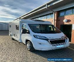 2017 Elddis Accordo 125 Fixed Bed for Sale