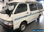 Toyota Hiace Campervan 1995 Reimo spares or repair (NO ENGINE OR GEARBOX) for Sale