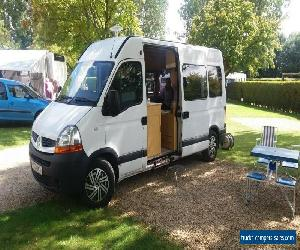 Renault Master Camper Van 2009 for Sale
