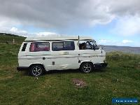 VW T25 camper for Sale