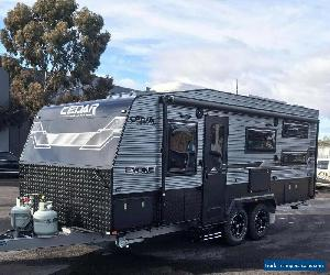 Cedar Caravans -  21'6 EVOKE II - FAMILY BUNK CARAVAN - Brand New 2020 Model  for Sale