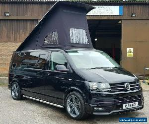 2018 Volkswagen VW T6 Camper LWB 150 DSG Tailgate, Poptop, Lowered, Alloys for Sale