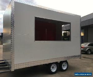 New Mobile Food van mobile 4 metres  Suit Burger or Fish n chips ,Donuts Waffle for Sale