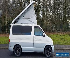 MAZDA BONGO CAMPERVAN 6 SEAT 4/5 BERTH WITH ELEC ROOF & KITCHEN SOLID & IMMAC for Sale