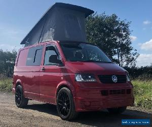 2004 vw t5 campervan 6 seater with low miles 1.9 swb 73000 miles for Sale