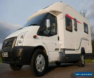2013 Roller-Team 695 13,370 Miles 4 Berth Island Bed Cab Air Con Motorhome for Sale