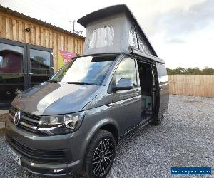 VW T6 Transporter Camper Van - Camper King Monte Carlo SWB 4 Berth Conversion for Sale