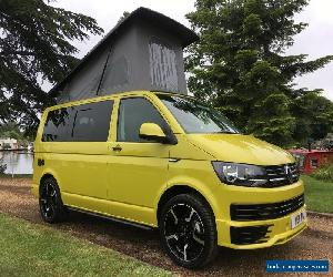 2019 69 Reg NEW VW T6 102PS, Brand New Campervan Conversion, Grape Yellow for Sale