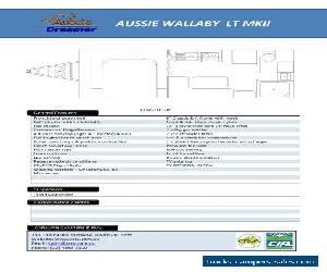WALLABY  2019  Aussie Dreamer - 20FT LT Caravan for Sale