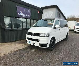 2014 VW T5  CAMPER VAN, MOTOR HOME,2.0 TDI, LWB, AIR CON, CRUISE CTRL, SATNAV,   for Sale