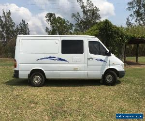 1999 Mercedes sprinter motorhome for Sale