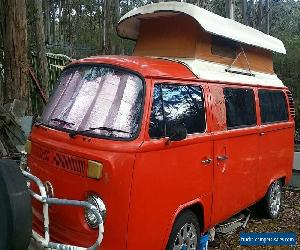 76 Kombi Poptop Camper for Sale