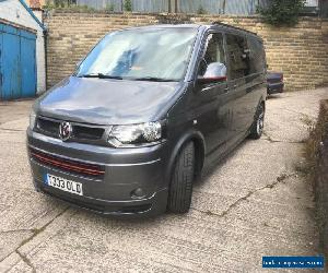VW Transporter 2010 LWB Camper/Day Van for Sale
