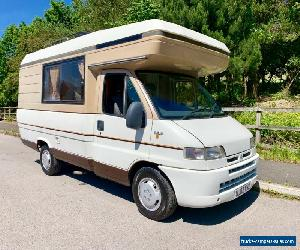 2002 CITROEN RELAY 2.5D AUTO SLEEPER TALISMAN MOTORHOME 72,800 MILES, 3 BERTH for Sale