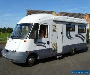 IVECO FORD MOTORHOME 2.8 DIESEL ONLY 15K MILES 12 MONTHS MOT 2 BERTH  for Sale