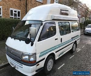 Toyota Hiace Campervan - 1995 - Low Millage - Excellent Condition  for Sale
