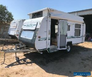 Caravan Royal Flair 17 Ft Pop Top  for Sale