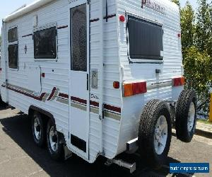 Paramount  Delta Semi Offroad ..09/2007..shower/toilet...3 berth..solar panel for Sale