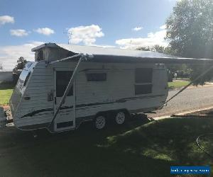 Galaxy Southern Cross 21ft Caravan for Sale