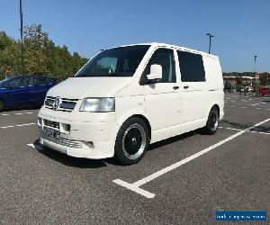 VW Volkswagen T5 2.5Tdi 2009 130 Day/Camper Van 160bhp for Sale