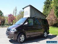 2015 VW California SE Camper Van T5 GP 2.0lt BiTDi 180 PS Dark Wood Pearlescent for Sale