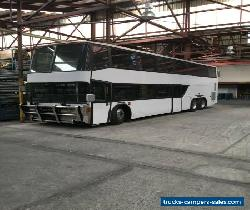 DENNING DOUBLE DECKER COACH/BUS FOR MOTOR HOME/RV CONVERSION for Sale