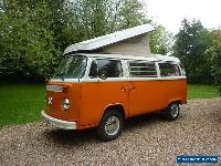 Superb VW Camper Type 2 Bay Window for Sale