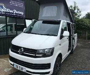 2018 VW T6  CAMPER VAN,MOTOR HOME,2.0 TDI,TAILGATE,AIR CON, SATNAV,R P SENS, 61K for Sale