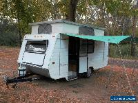 Caravan- 17ft 1991 Advance for Sale
