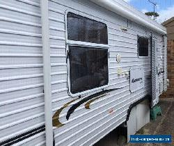Olympic Champion (Minnamurra) Caravan for Sale