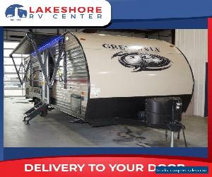 2018 Forest River Grey Wolf 26DJSE Special Edition Camper for Sale