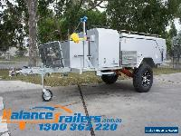 DELUXE OFF ROAD HARD FLOOR CAMPER TRAILER WITH INDEPENDENT SUSPENSION  for Sale
