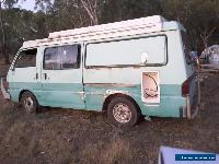 mazda campervan E200 for Sale
