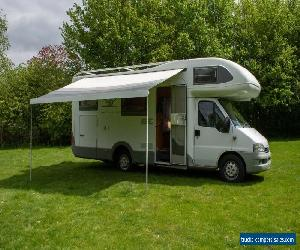 Fiat Ducato 6 Berth Knaus Sun Traveller 2.8 L Motorhome for Sale