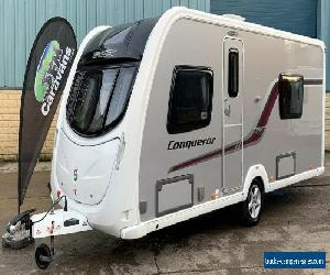2013 Swift Conqueror 565 - Fixed Single Beds for Sale