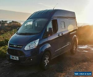 Ford Transit Custom Campervan 2014 Reg - Rare Config - King Size Bed for Sale