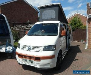 VW TRANSPORTER T5 CAMPERVAN 2007 POP TOP 2.5 TDi for Sale