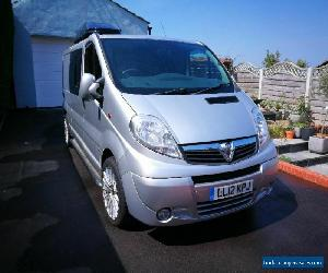 Vauxhall vivaro sportive lwb 2 berth luxury Camper  for Sale