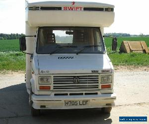 SWIFT CONTIKI MOTORHOME for Sale
