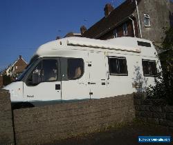 cockburn holdsworth oddyssy motorhome 5 berth for Sale