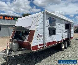 COMPASS 23FT OFF ROAD CARAVAN for Sale