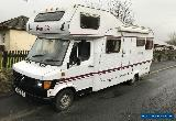 MERCEDES FACTORY MOTORHOME CAMPERVAN RARE LONG MOT DIESEL BARGAIN PRICE  for Sale