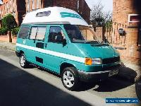 1991 J VOLKSWAGEN T4 2.4 DIESEL COACHBUILT HIGHTOP CAMPER  for Sale