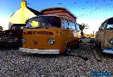 1974 Volkswagen type 2 vw t2 bay window camper van bus westfalia Devon full mot  for Sale